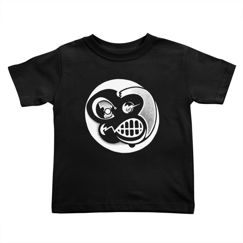 Billy (Reverse) Kids Toddler T-Shirt by thrdlss.com -- T-shirts, Apparel, Phone Cases +
