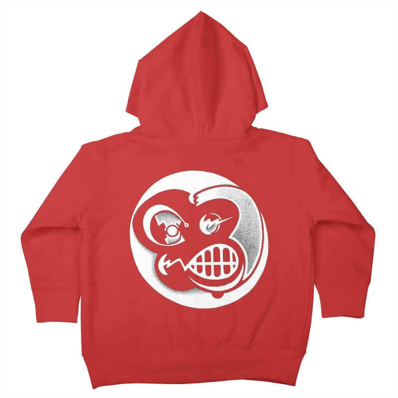Billy (Reverse) Kids Toddler Zip-Up Hoody by T-shirts, Apparel, Phone Cases +