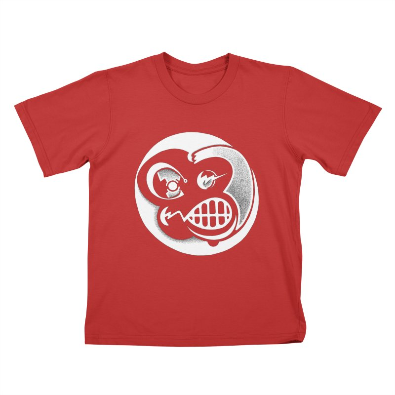 Billy (Reverse) Kids T-Shirt by thrdlss.com -- T-shirts, Apparel, Phone Cases +