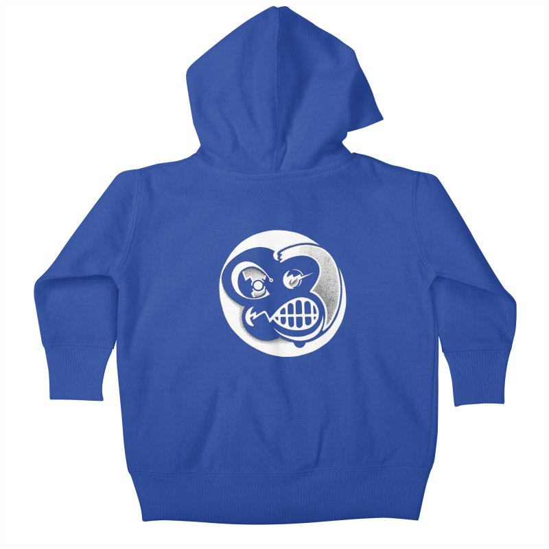 Billy (Reverse) Kids Baby Zip-Up Hoody by thrdlss.com -- T-shirts, Apparel, Phone Cases +