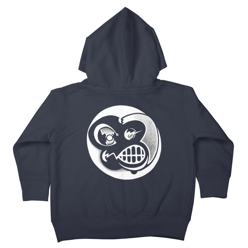 Billy (Reverse) Kids Toddler Zip-Up Hoody by thrdlss.com -- T-shirts, Apparel, Phone Cases +