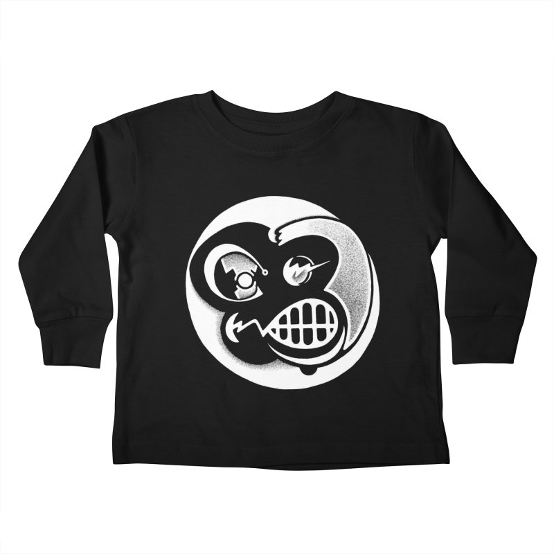 Billy (Reverse) Kids Toddler Longsleeve T-Shirt by thrdlss.com -- T-shirts, Apparel, Phone Cases +