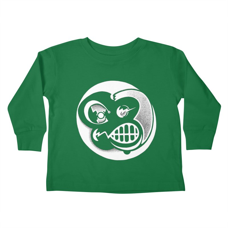 Billy (Reverse) Kids Toddler Longsleeve T-Shirt by T-shirts, Apparel, Phone Cases +