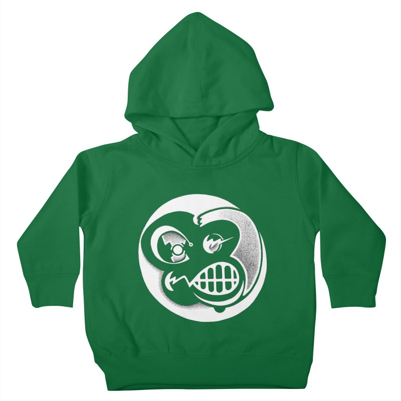 Billy (Reverse) Kids Toddler Pullover Hoody by T-shirts, Apparel, Phone Cases +