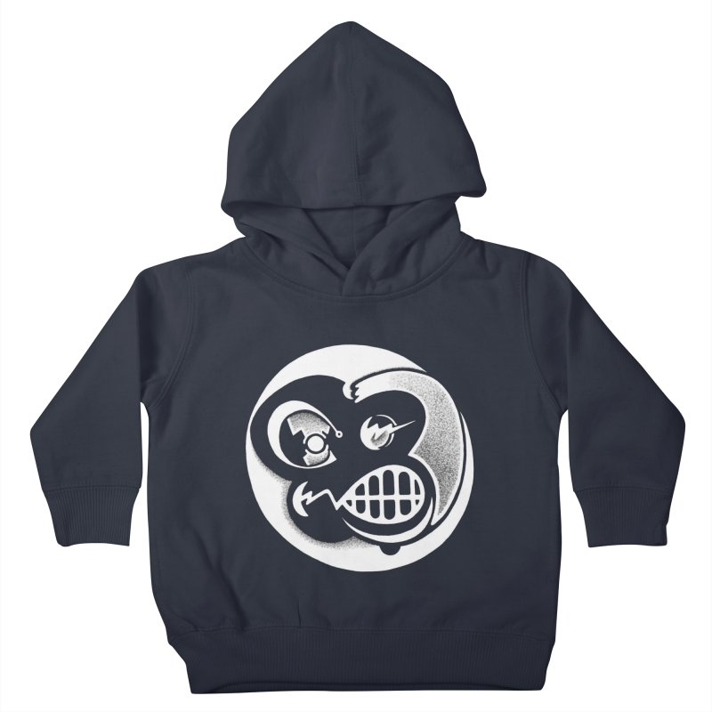 Billy (Reverse) Kids Toddler Pullover Hoody by thrdlss.com -- T-shirts, Apparel, Phone Cases +