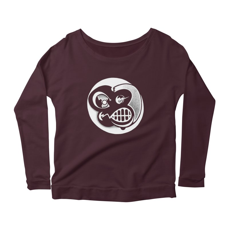 Billy (Reverse) Women's Longsleeve T-Shirt by thrdlss.com -- T-shirts, Apparel, Phone Cases +