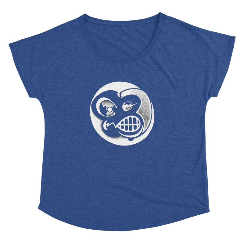 Billy (Reverse) Women's Dolman Scoop Neck by thrdlss.com -- T-shirts, Apparel, Phone Cases +