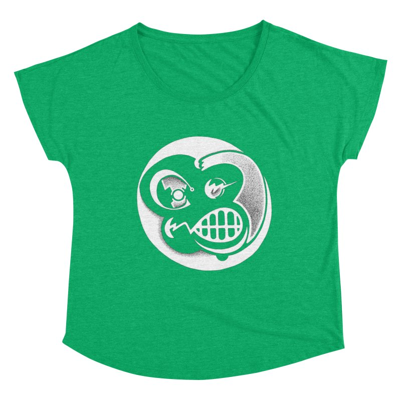 Billy (Reverse) Women's Scoop Neck by T-shirts, Apparel, Phone Cases +
