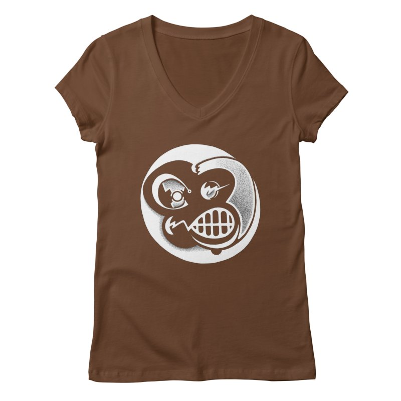 Billy (Reverse) Women's V-Neck by thrdlss.com -- T-shirts, Apparel, Phone Cases +