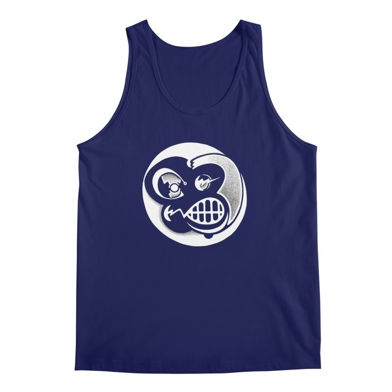 Billy (Reverse) Men's Tank by thrdlss.com -- T-shirts, Apparel, Phone Cases +