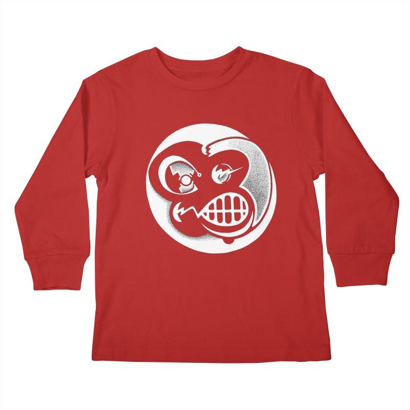Billy (Reverse) Kids Longsleeve T-Shirt by thrdlss.com -- T-shirts, Apparel, Phone Cases +