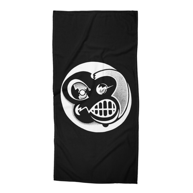 Billy (Reverse) Accessories Beach Towel by thrdlss.com -- T-shirts, Apparel, Phone Cases +