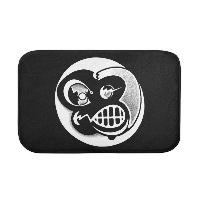 Billy (Reverse) Home Bath Mat by T-shirts, Apparel, Phone Cases +
