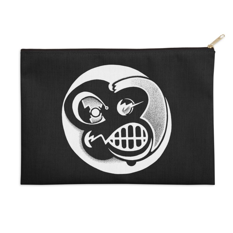 Billy (Reverse) Accessories Zip Pouch by T-shirts, Apparel, Phone Cases +