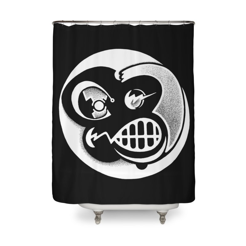 Billy (Reverse) Home Shower Curtain by T-shirts, Apparel, Phone Cases +