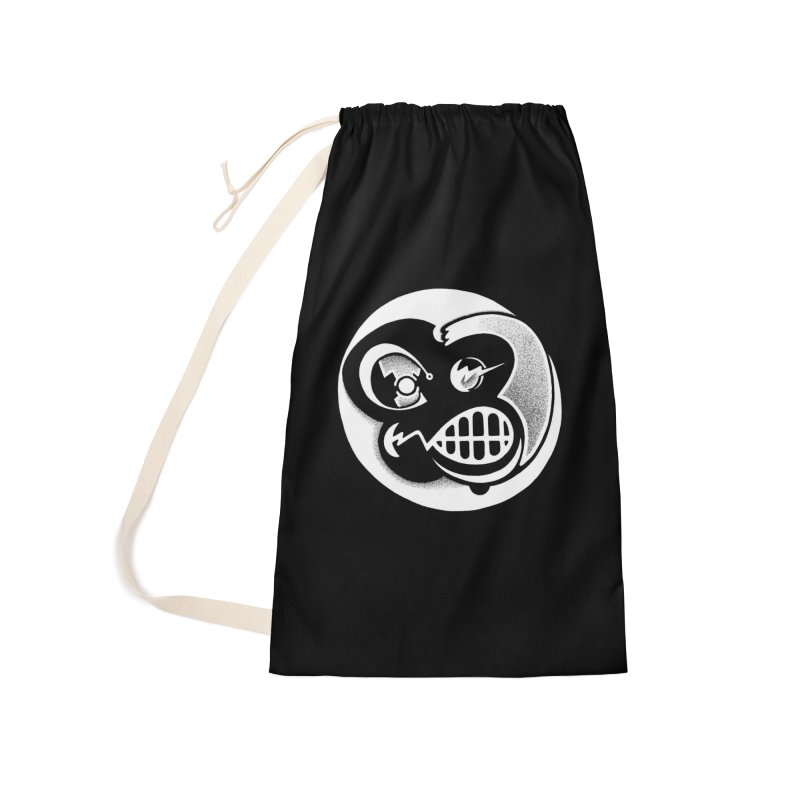 Billy (Reverse) Accessories Laundry Bag Bag by T-shirts, Apparel, Phone Cases +