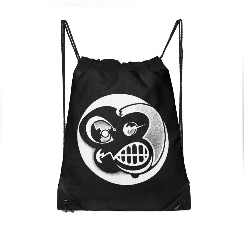 Billy (Reverse) Accessories Drawstring Bag Bag by thrdlss.com -- T-shirts, Apparel, Phone Cases +