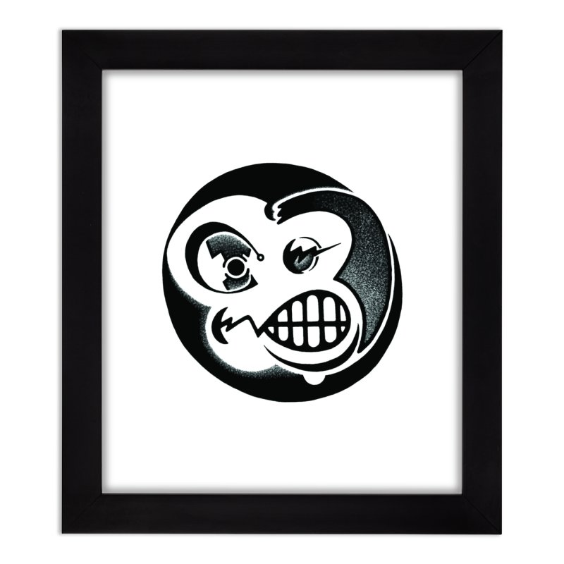 Billy Home Framed Fine Art Print by T-shirts, Apparel, Phone Cases +