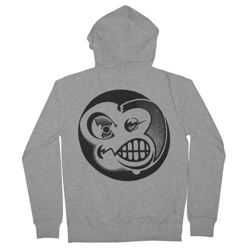 Billy Women's French Terry Zip-Up Hoody by thrdlss.com -- T-shirts, Apparel, Phone Cases +