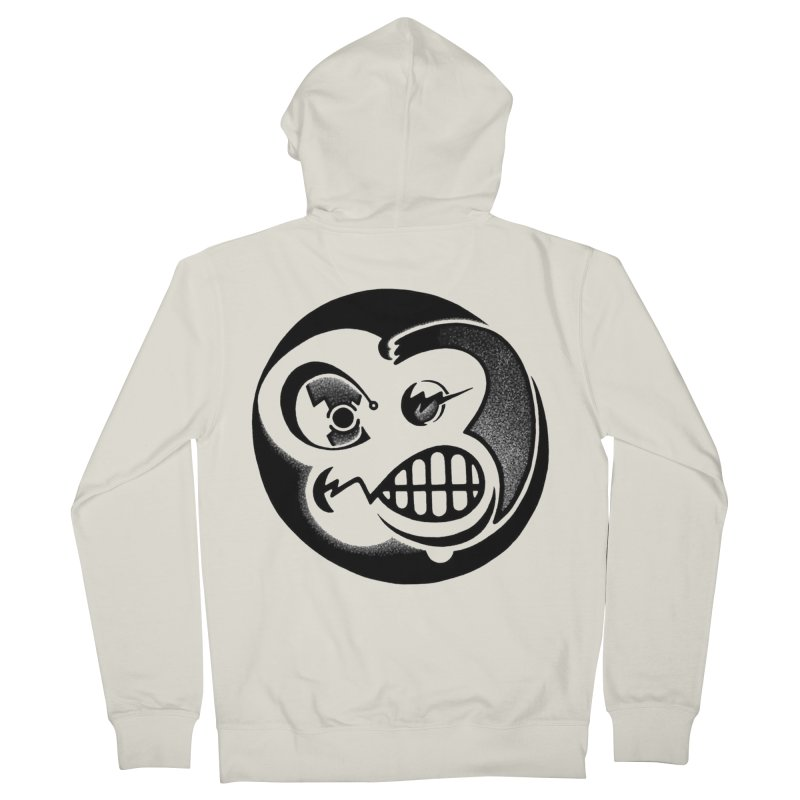 Billy Men's Zip-Up Hoody by thrdlss.com -- T-shirts, Apparel, Phone Cases +
