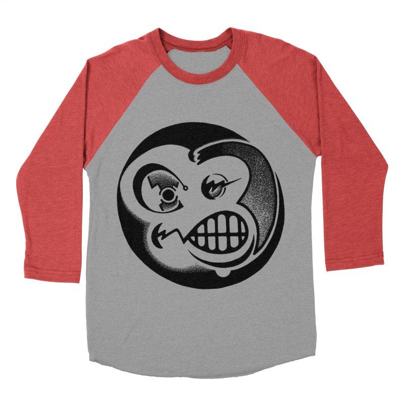 Billy Women's Baseball Triblend Longsleeve T-Shirt by T-shirts, Apparel, Phone Cases +