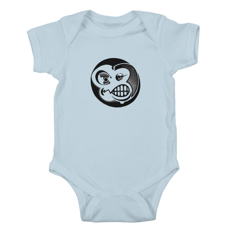 Billy Kids Baby Bodysuit by thrdlss.com -- T-shirts, Apparel, Phone Cases +