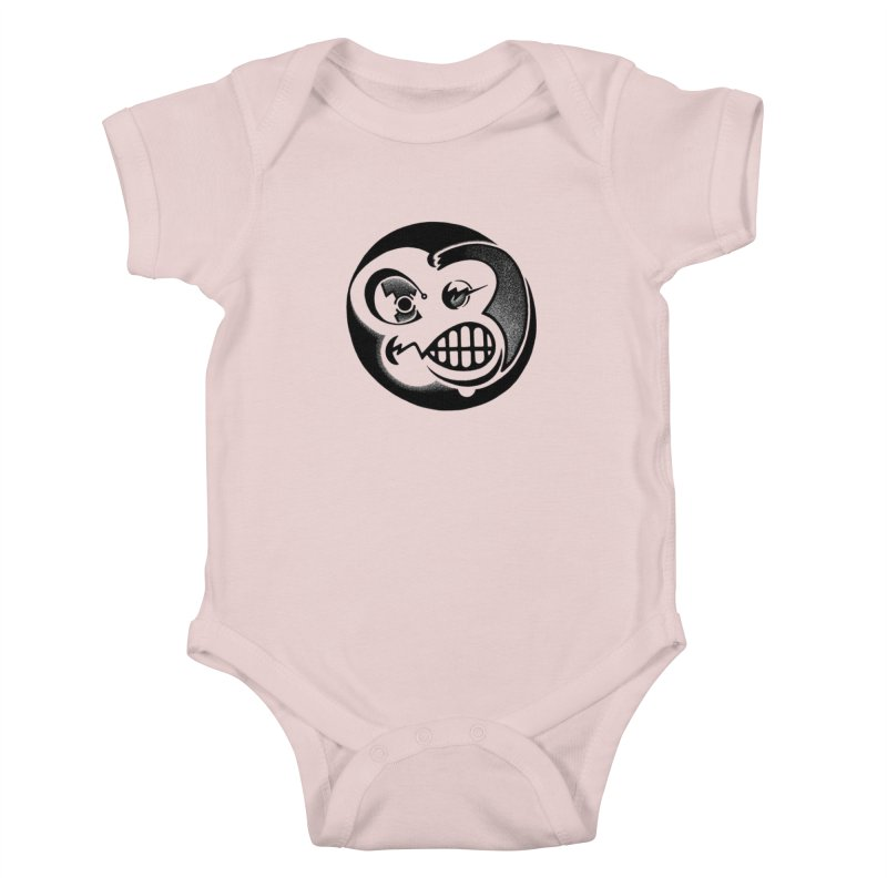 Billy Kids Baby Bodysuit by T-shirts, Apparel, Phone Cases +
