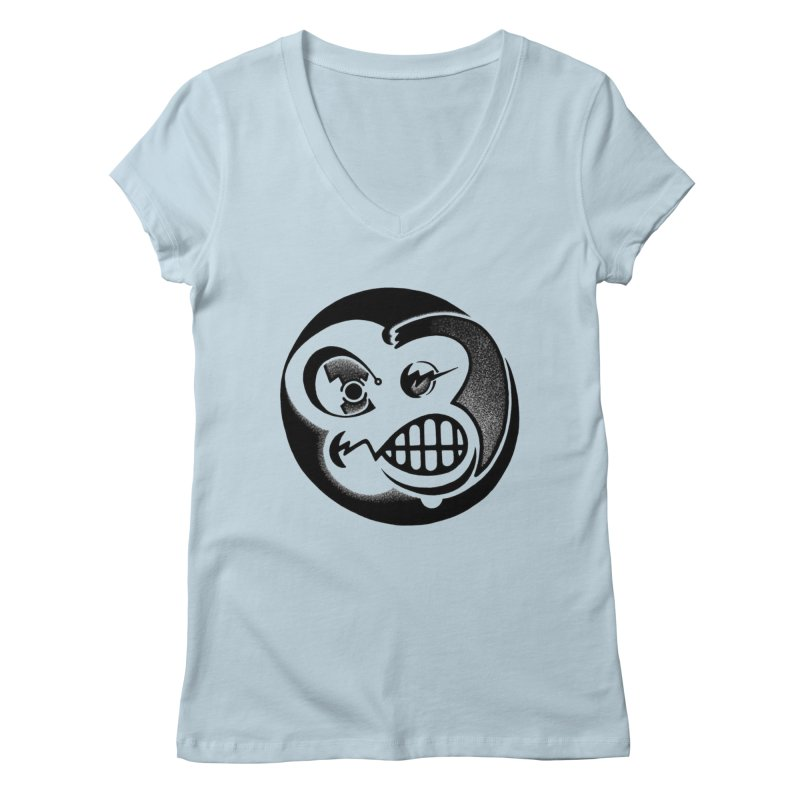 Billy Women's V-Neck by T-shirts, Apparel, Phone Cases +