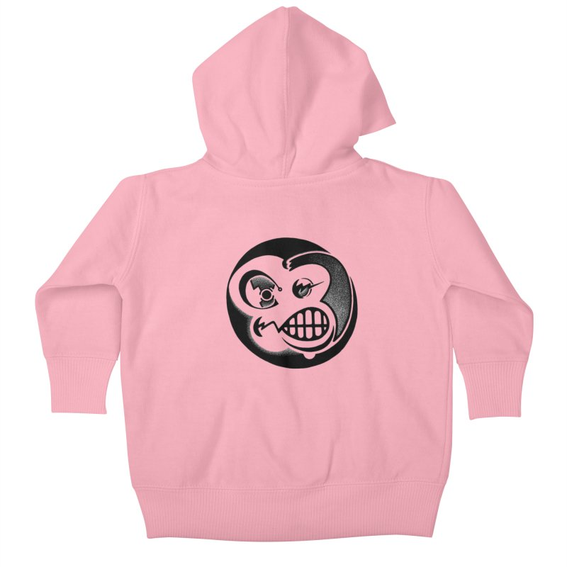 Billy Kids Baby Zip-Up Hoody by T-shirts, Apparel, Phone Cases +
