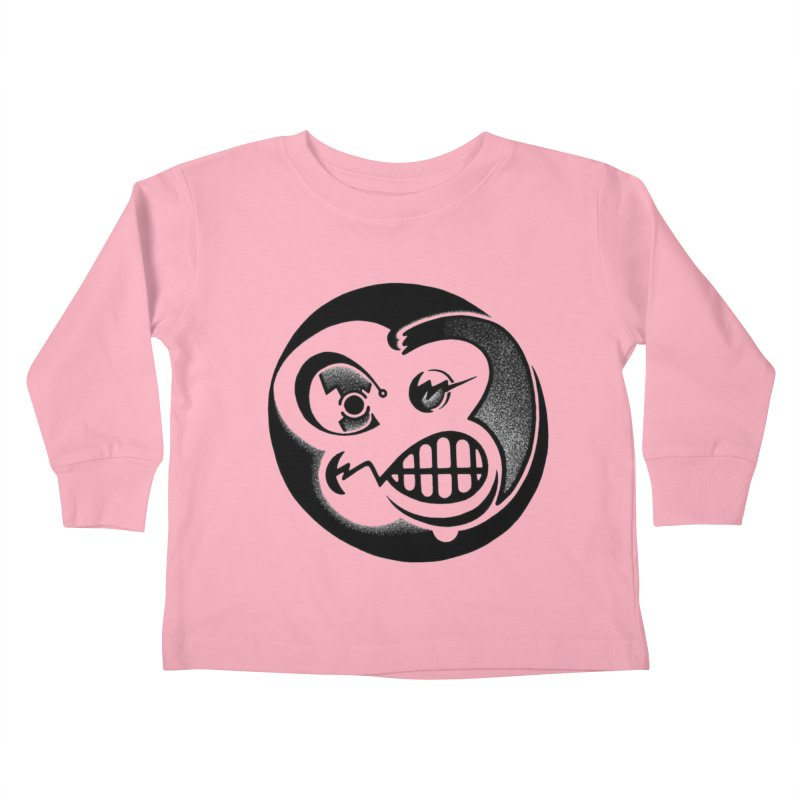 Billy Kids Toddler Longsleeve T-Shirt by thrdlss.com -- T-shirts, Apparel, Phone Cases +