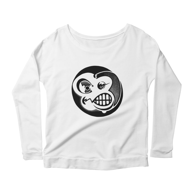 Billy Women's Scoop Neck Longsleeve T-Shirt by thrdlss.com -- T-shirts, Apparel, Phone Cases +