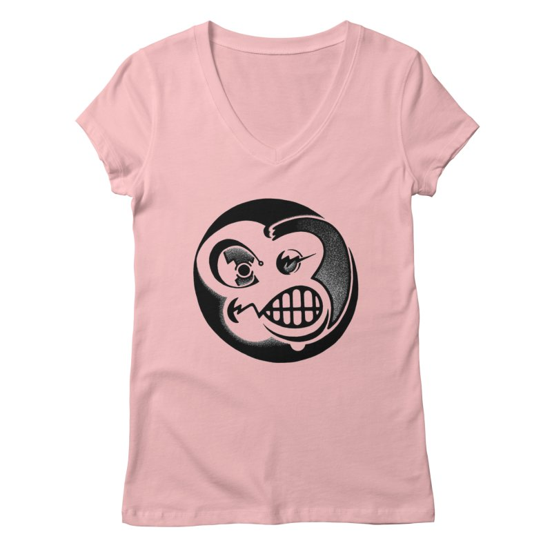 Billy Women's V-Neck by thrdlss.com -- T-shirts, Apparel, Phone Cases +