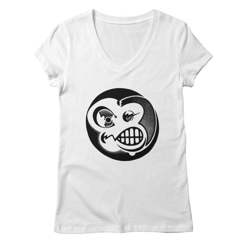 Billy Women's Regular V-Neck by T-shirts, Apparel, Phone Cases +