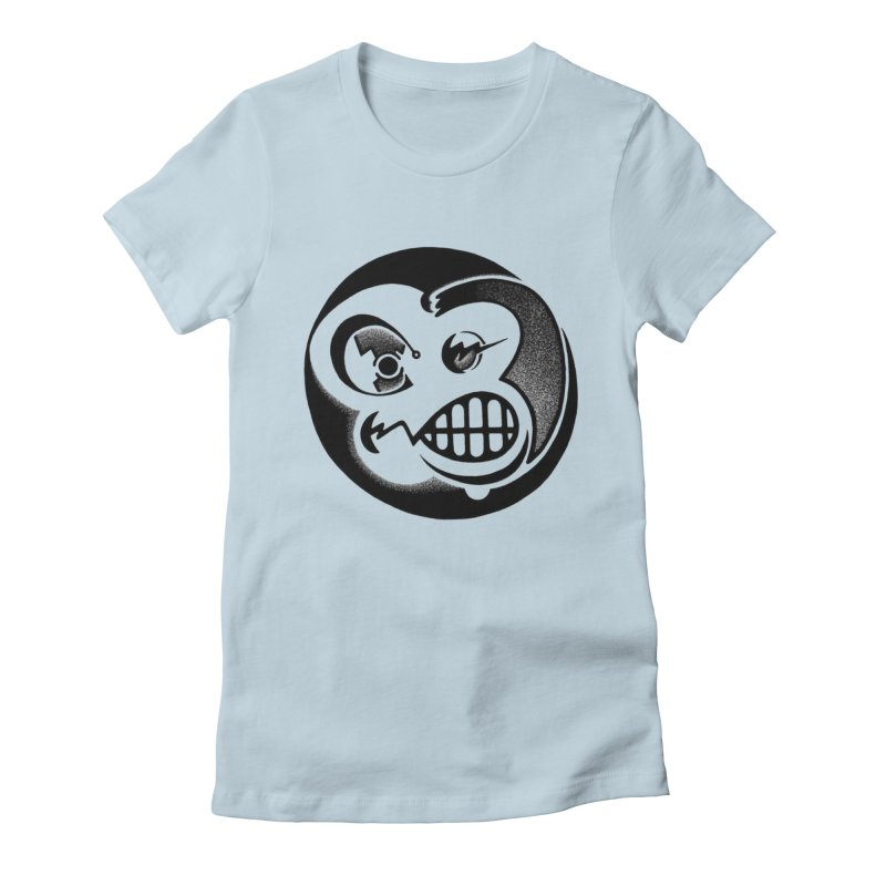 Billy Women's Fitted T-Shirt by thrdlss.com -- T-shirts, Apparel, Phone Cases +