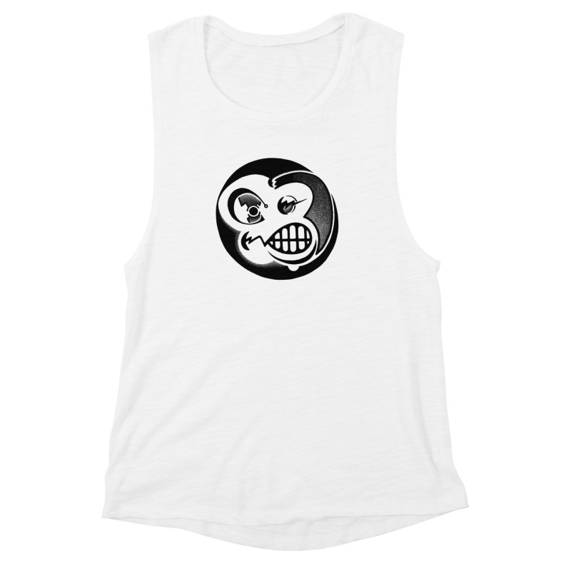 Billy Women's Muscle Tank by thrdlss.com -- T-shirts, Apparel, Phone Cases +