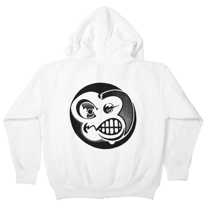 Billy Kids Zip-Up Hoody by thrdlss.com -- T-shirts, Apparel, Phone Cases +