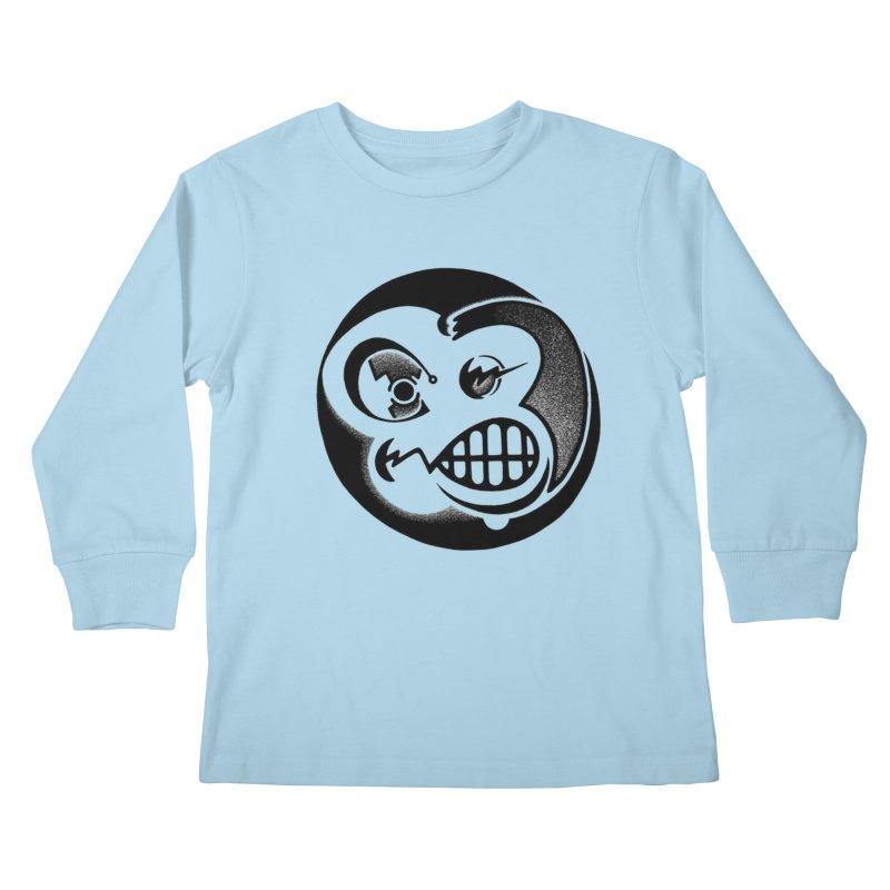 Billy Kids Longsleeve T-Shirt by thrdlss.com -- T-shirts, Apparel, Phone Cases +
