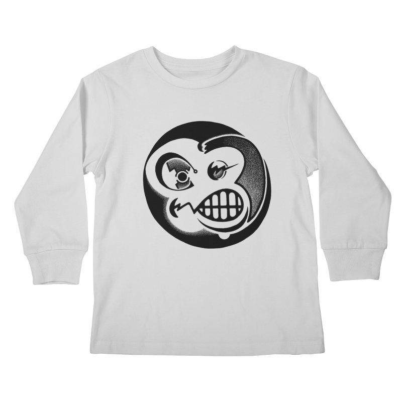 Billy Kids Longsleeve T-Shirt by thrdlss.com -- T-shirts, Apparel, Phone Cases +