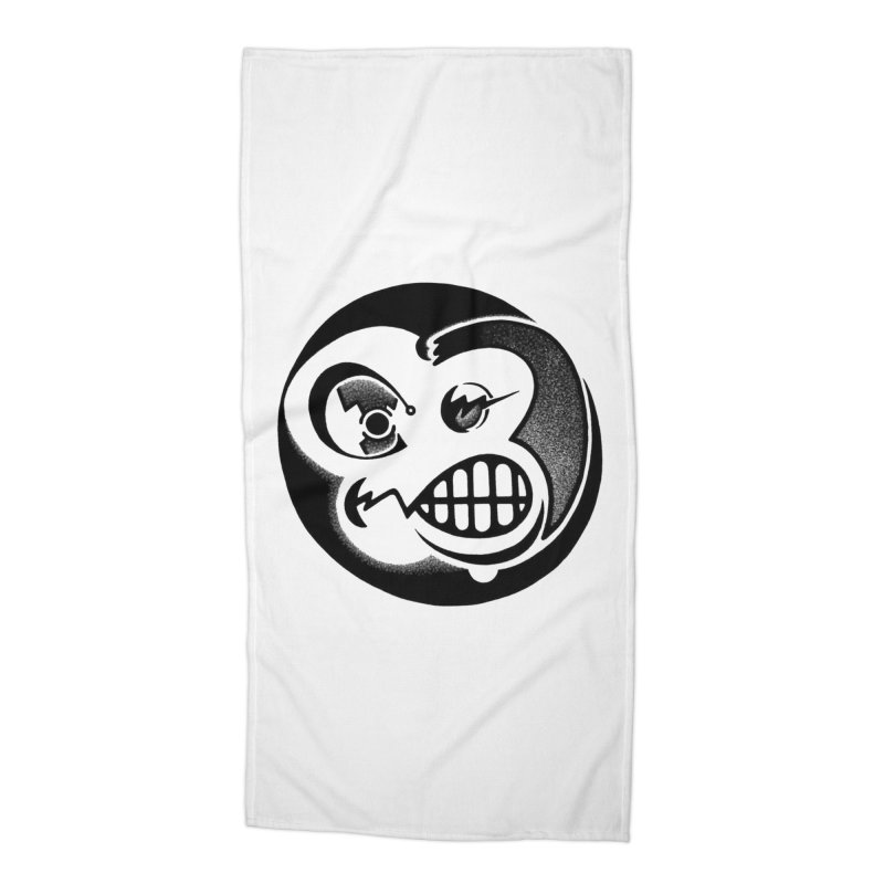 Billy Accessories Beach Towel by thrdlss.com -- T-shirts, Apparel, Phone Cases +