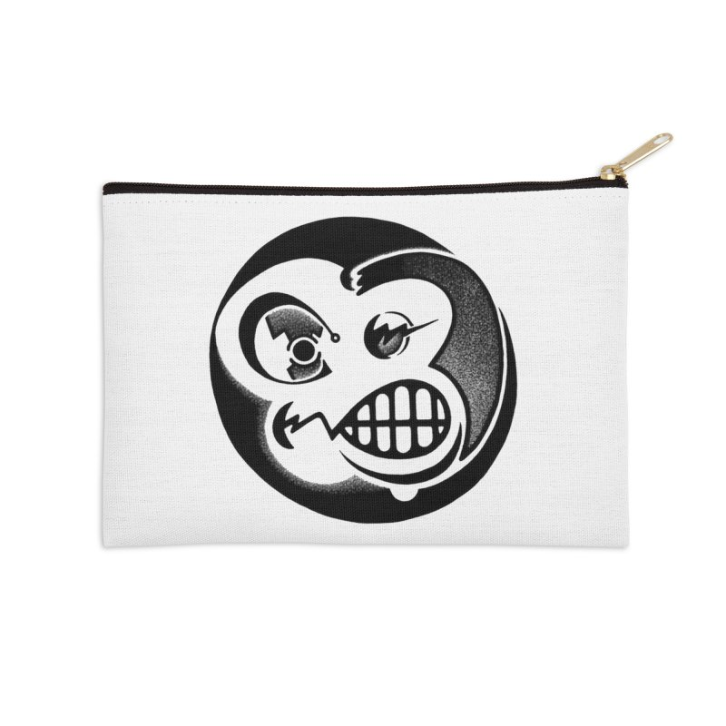 Billy Accessories Zip Pouch by thrdlss.com -- T-shirts, Apparel, Phone Cases +