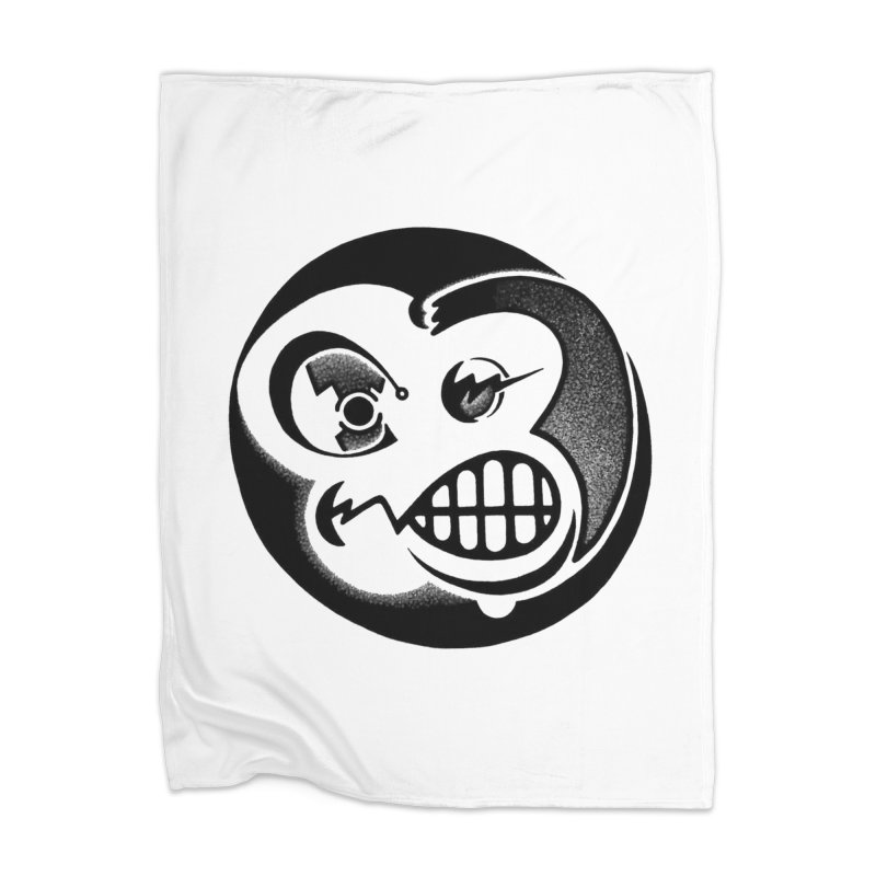 Billy Home Blanket by T-shirts, Apparel, Phone Cases +