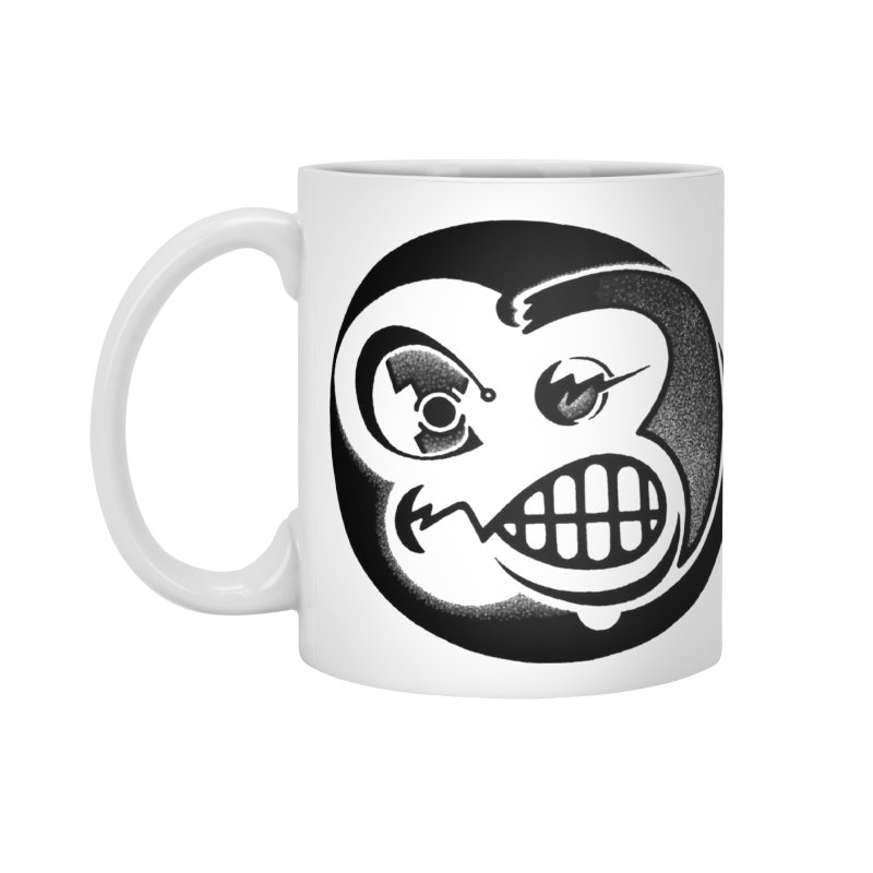 Billy Accessories Mug by thrdlss.com -- T-shirts, Apparel, Phone Cases +