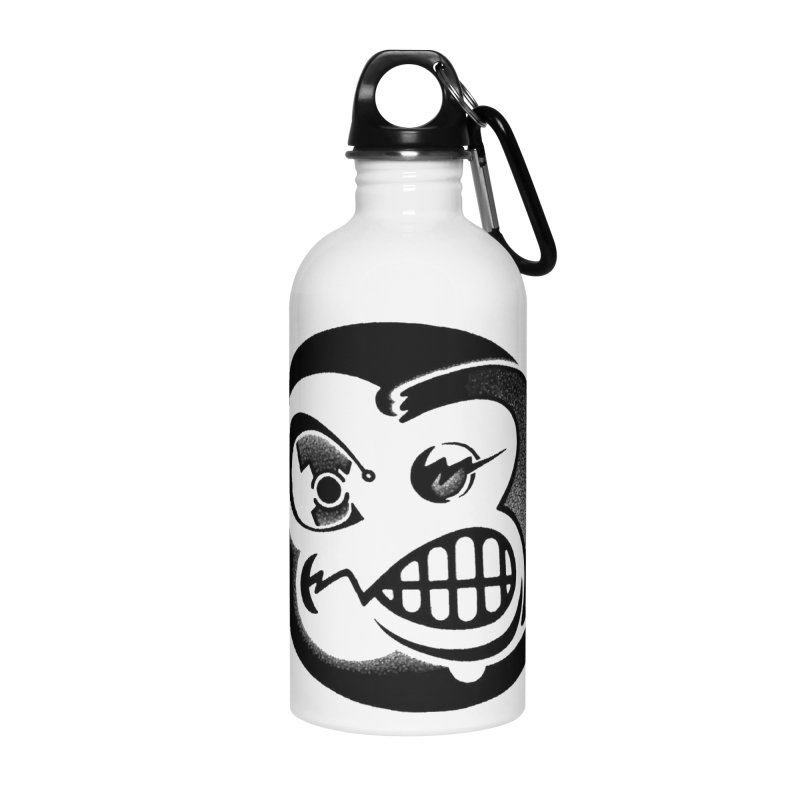 Billy Accessories Water Bottle by thrdlss.com -- T-shirts, Apparel, Phone Cases +