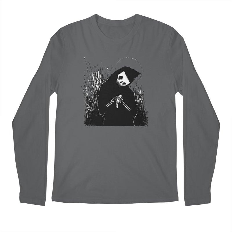 hopeless Men's Regular Longsleeve T-Shirt by matthewkocanda's Artist Shop