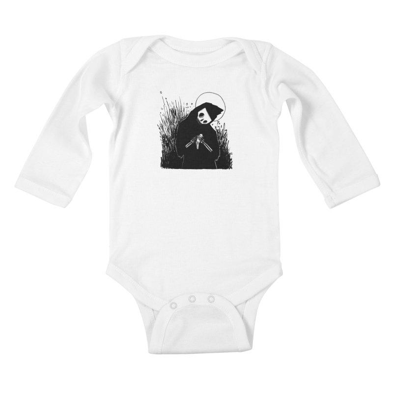 hopeless Kids Baby Longsleeve Bodysuit by matthewkocanda's Artist Shop