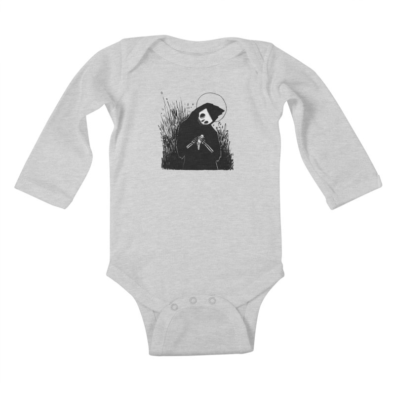 hopeless Kids Baby Longsleeve Bodysuit by matthewkocanda's Artist Shop