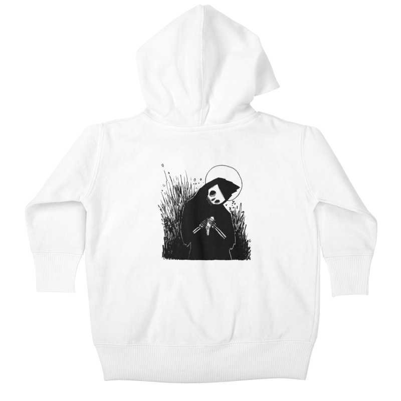 hopeless Kids Baby Zip-Up Hoody by matthewkocanda's Artist Shop