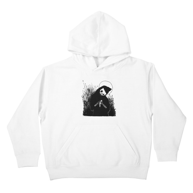 hopeless Kids Pullover Hoody by matthewkocanda's Artist Shop