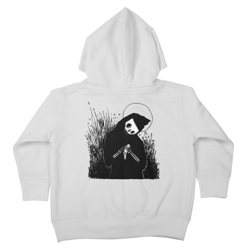hopeless Kids Toddler Zip-Up Hoody by matthewkocanda's Artist Shop