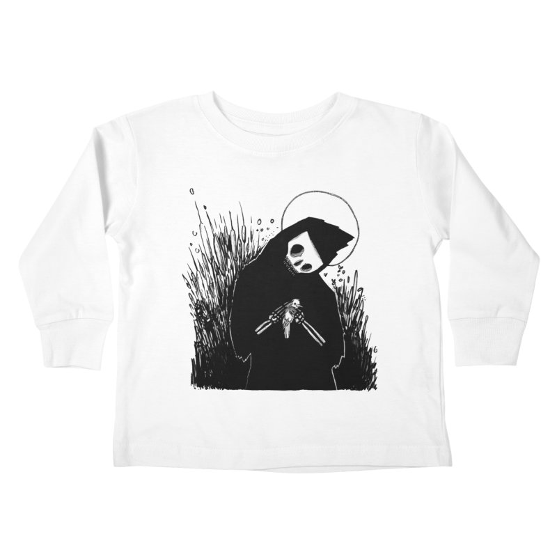 hopeless Kids Toddler Longsleeve T-Shirt by matthewkocanda's Artist Shop
